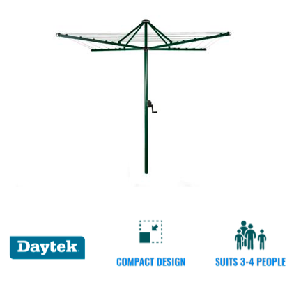 daytek m32 rotary clothesline recommendation for southern suburbs brisbane