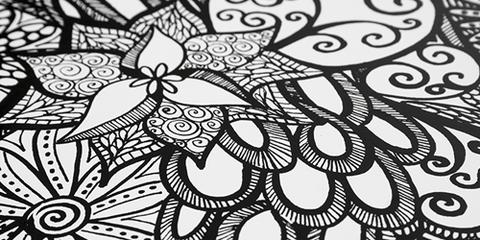 ColorIt Hand Drawn Designs