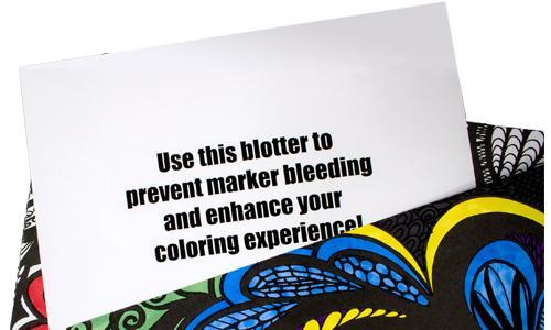 ColorIt Free Bonus Blotter