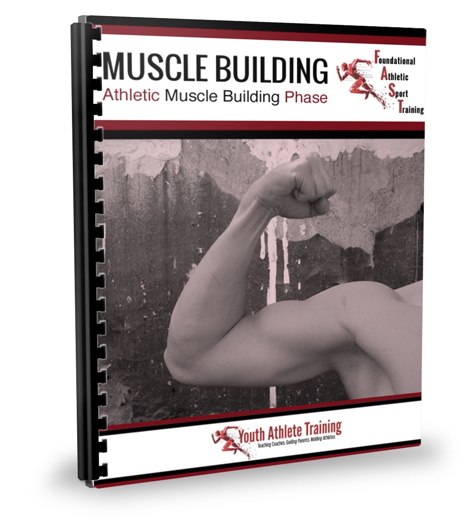 Athletic Muscle Building Phase