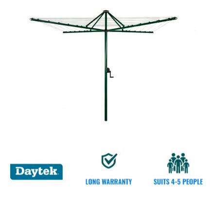 daytek m42 clothesline recommendation for logan city QLD