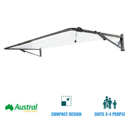 austral compact 28 clothesline recommendation for moreton bay QLD
