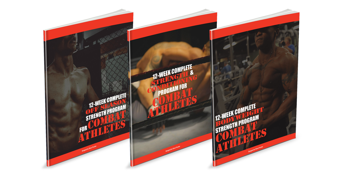 Complete Strength and Conditioning Guide for MMA