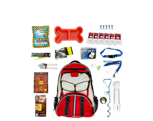 Complete Emergency Bag for Dogs