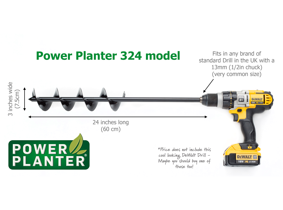 324h Power Planter