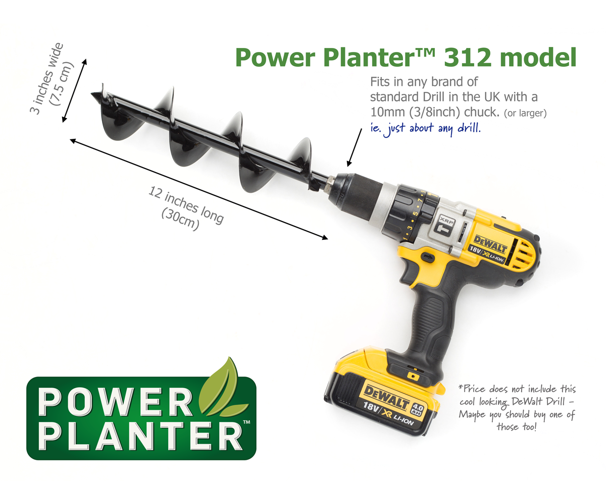 312 Power Planter