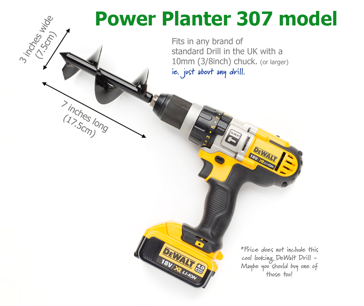 307 Power Planter