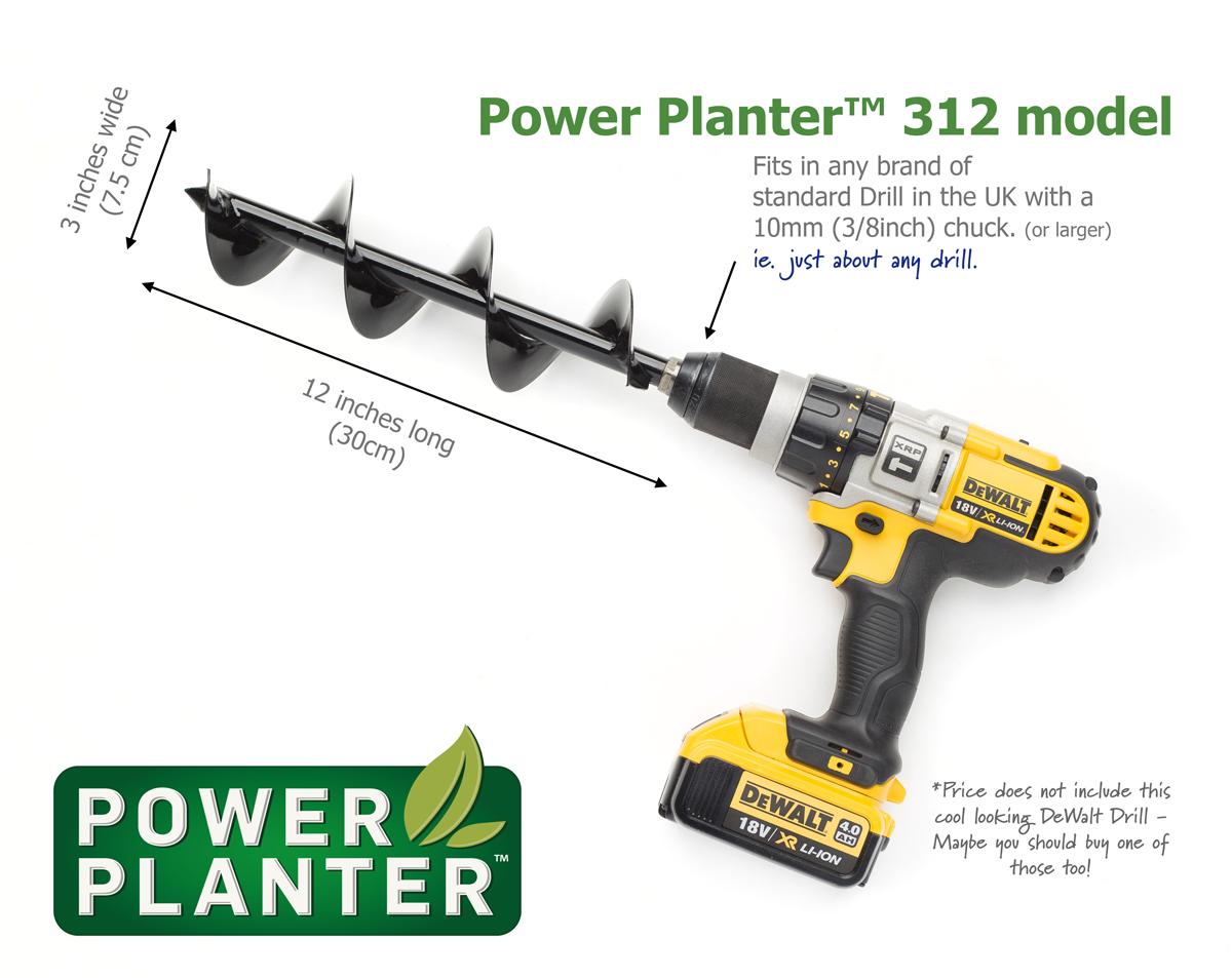 312 Power Planter