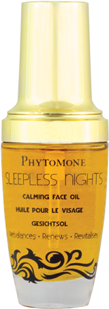 Sleepless Nights Calming Face Oil For mature Skin