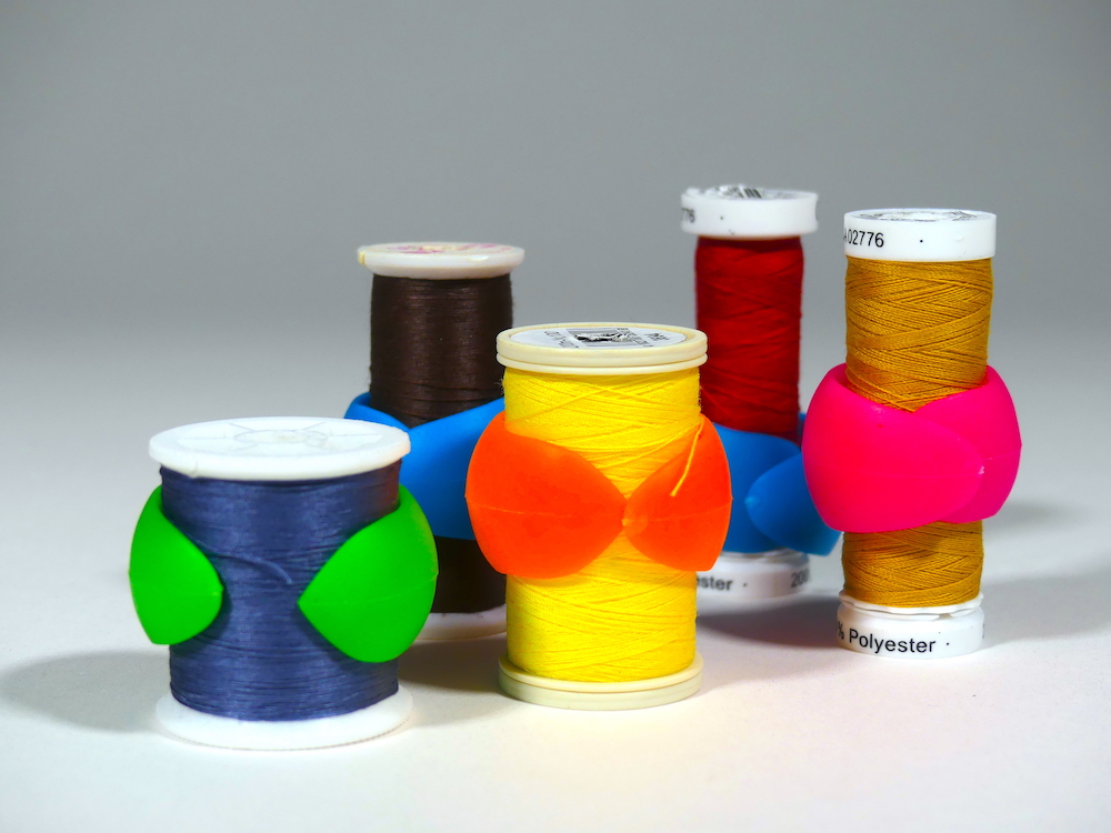 Spool Huggers 16 PCS - Keep spools from unravelling and from loosing tension