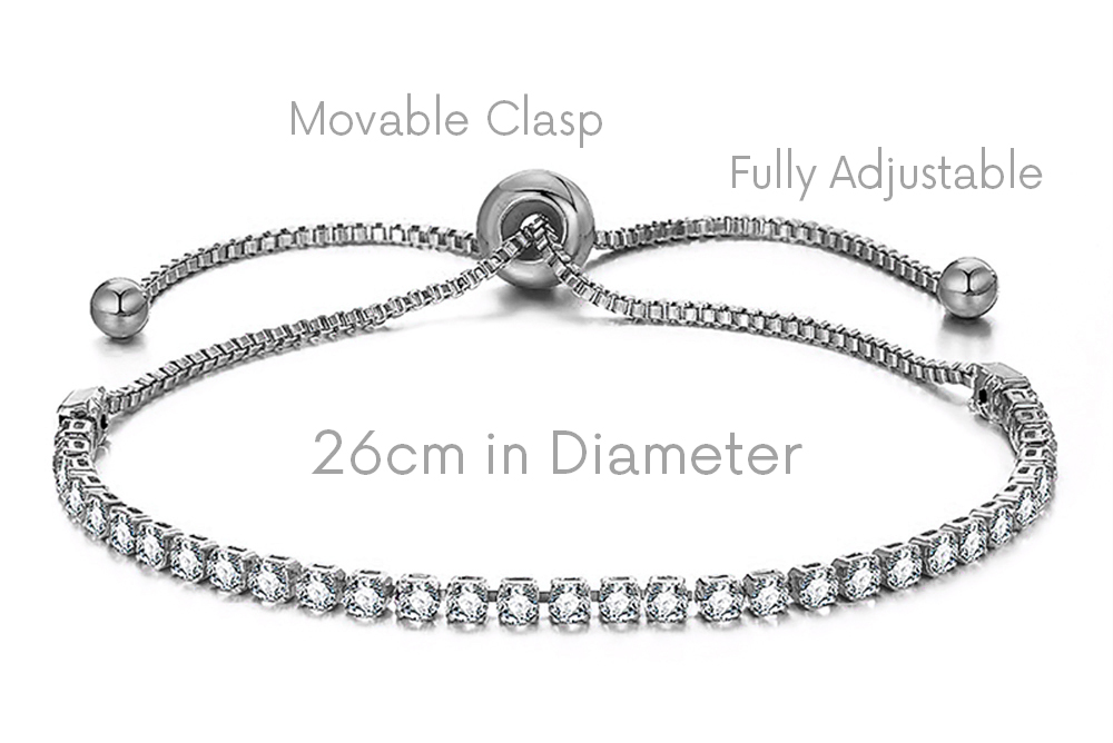 Fully Adjustable Size