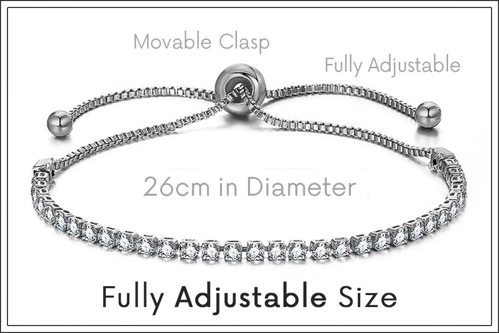 Fully Adjustable