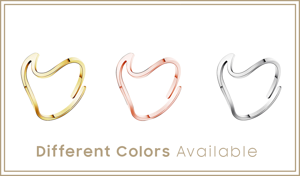 Different Colors Available