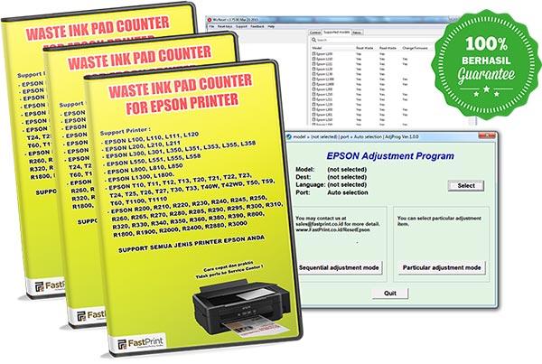 Program WIC Reset Printer Epson Online