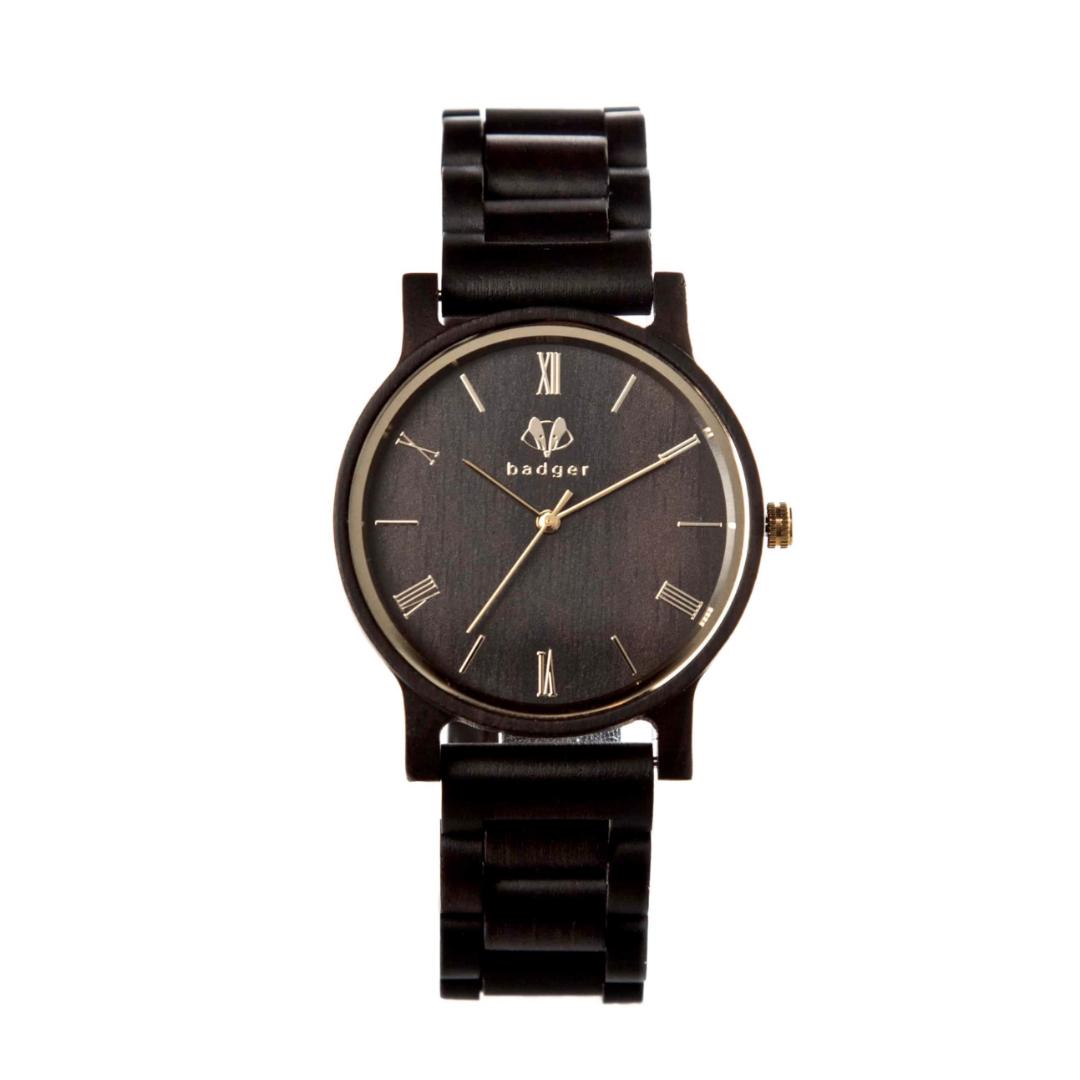metallic brown men's watch | brown watches for men
