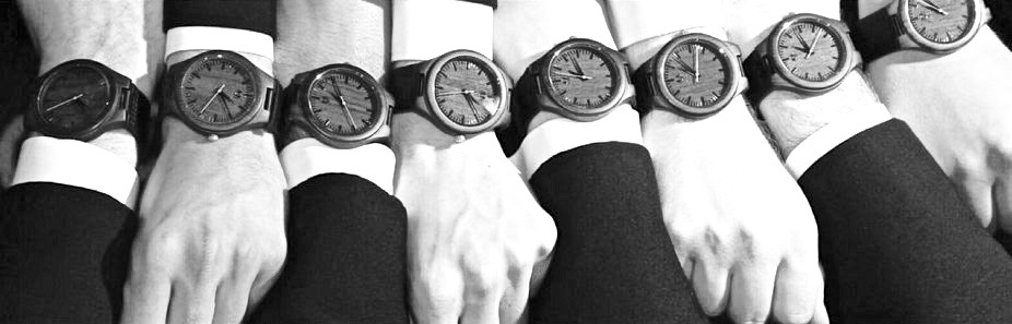 personalized watches from swanky badger | personalized watches for men