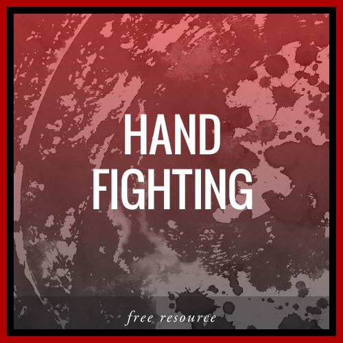 Hand Fighting