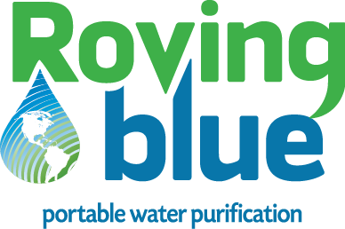 Roving Blue portable water purification