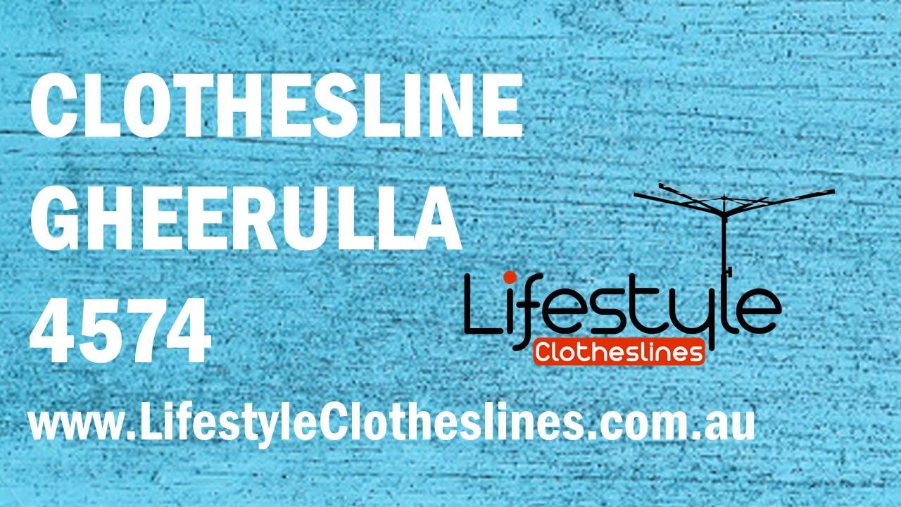 Clotheslines Gheerulla 4574 QLD
