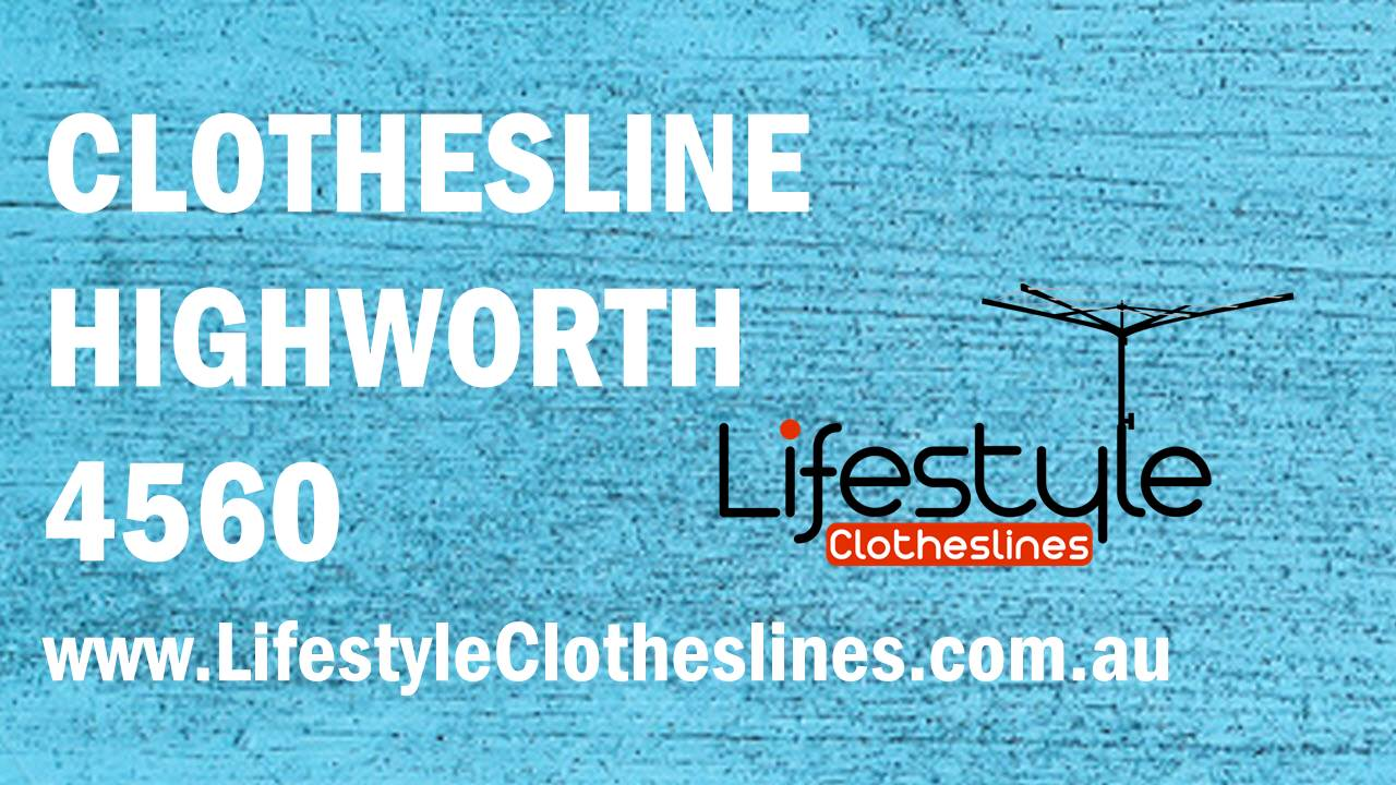 Clothesline Highworth 4560 QLD