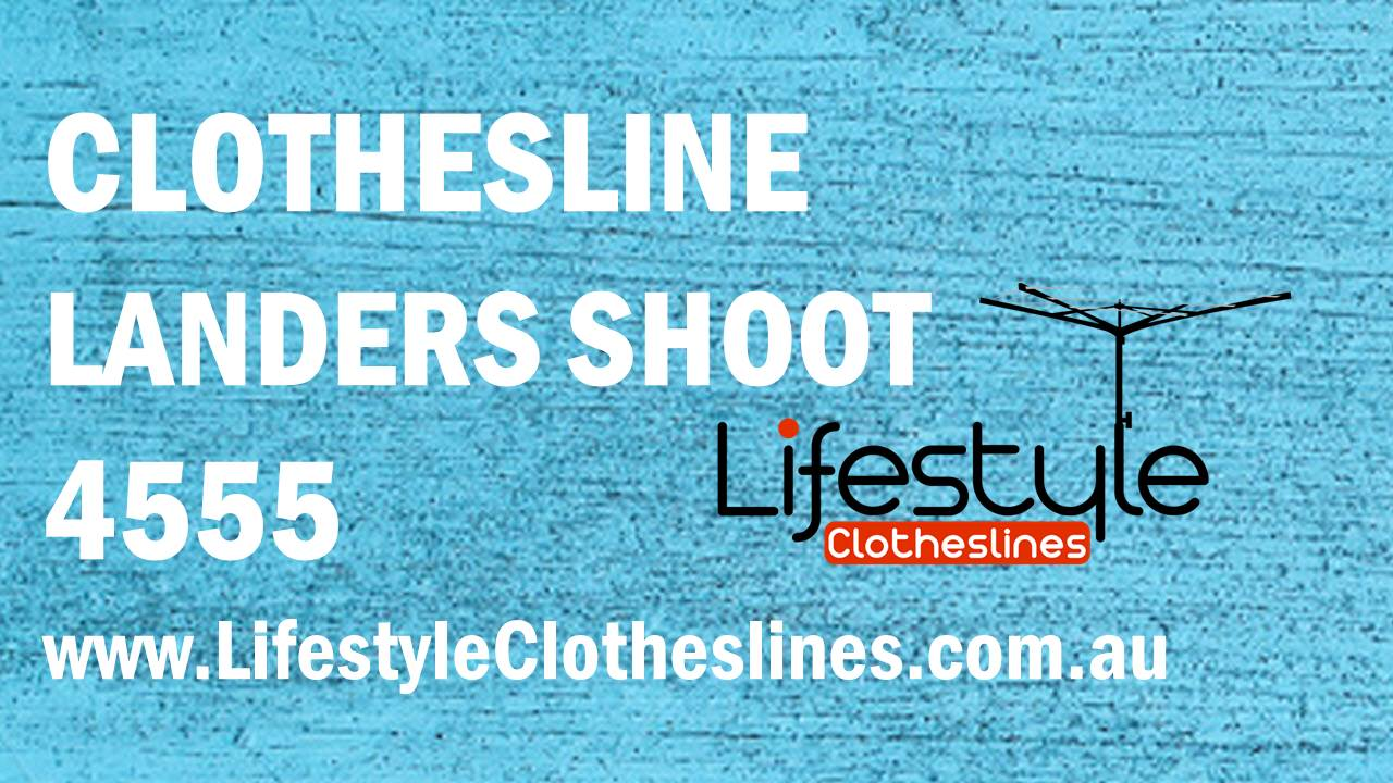 Clothesline Landers Shoot 4555 QLD