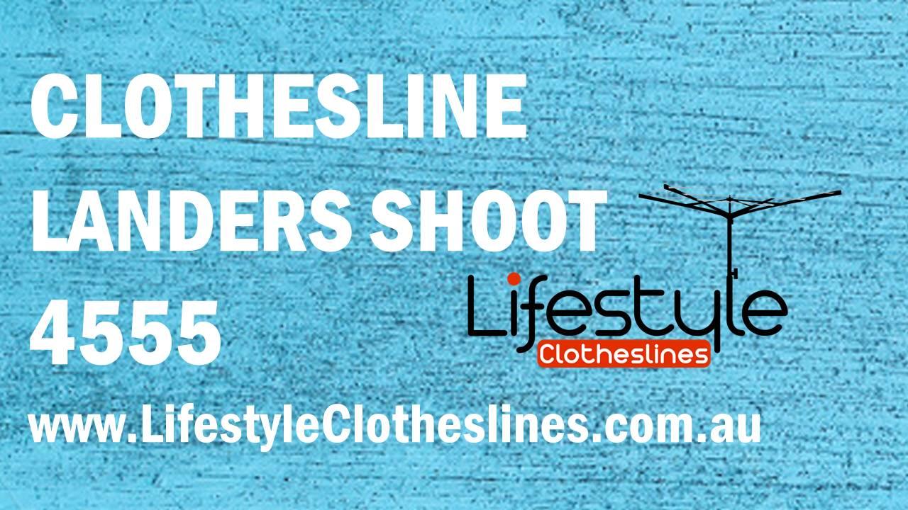 Clothesline Landers Shoot 4555 QLD
