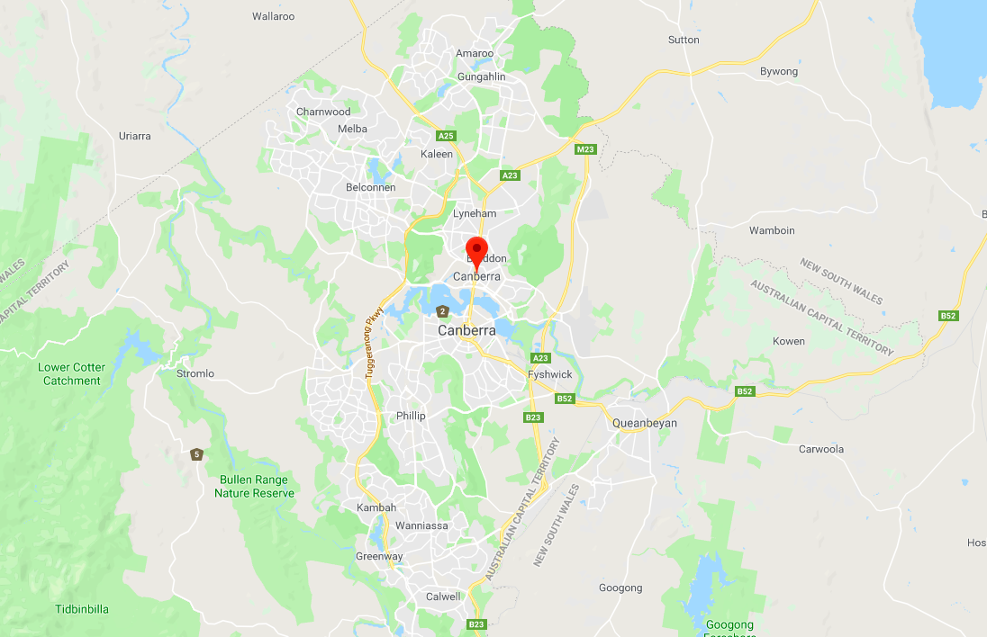 clothesline installation service area in canberra suburbs ACT