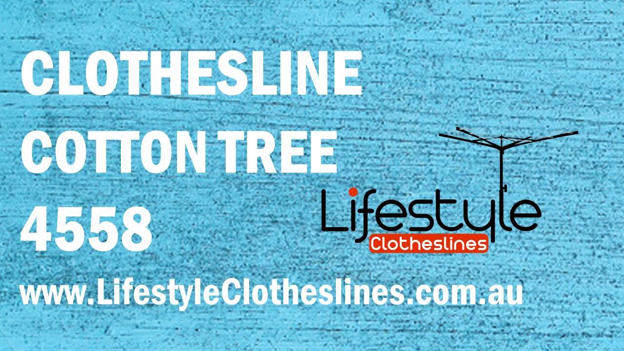 Clothesline Cotton Tree 4558 QLD