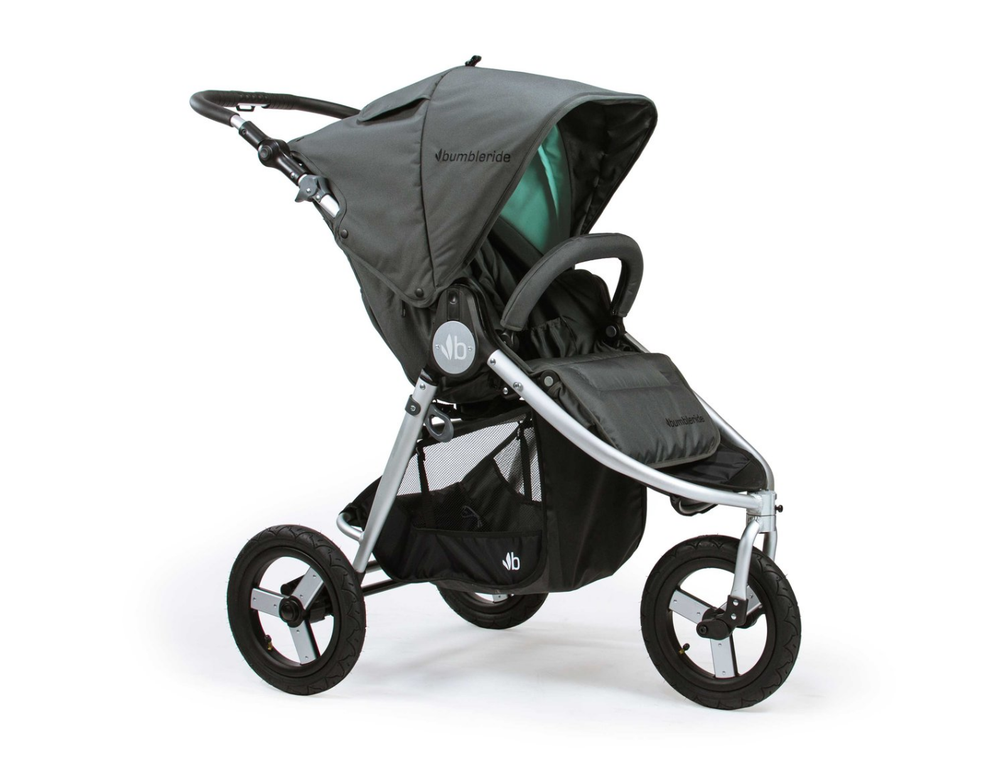 Bumbleride Indie: The stroller of choice for adventurous parents