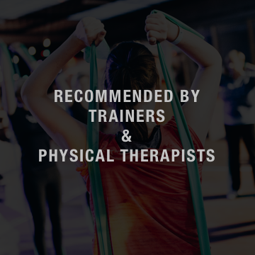 recommended by trainers