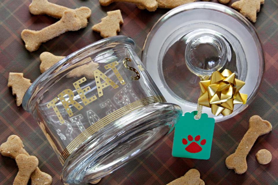 Diy Custom Dog Treat Jar 4knines