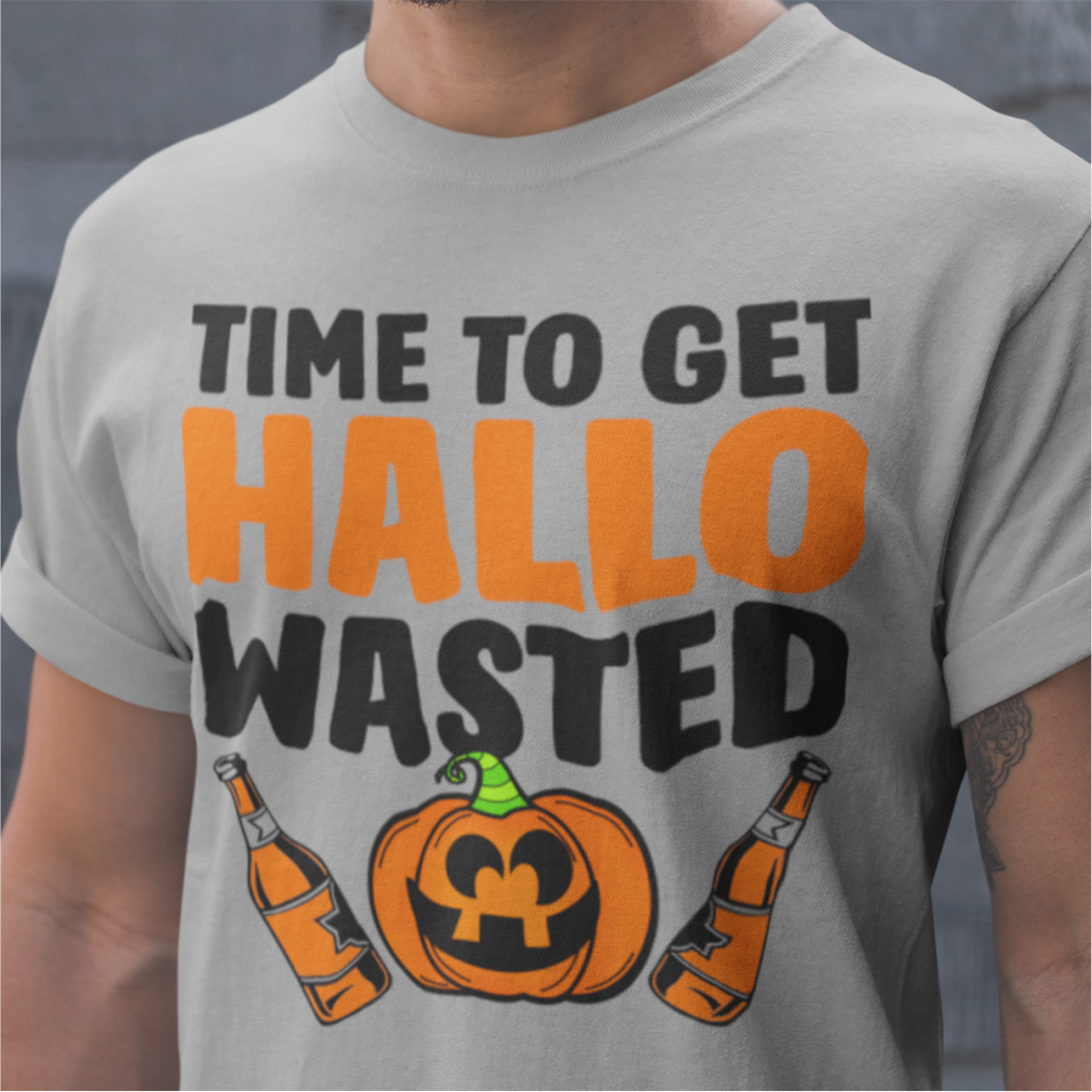 Time To Get Hallo Wasted Halloween