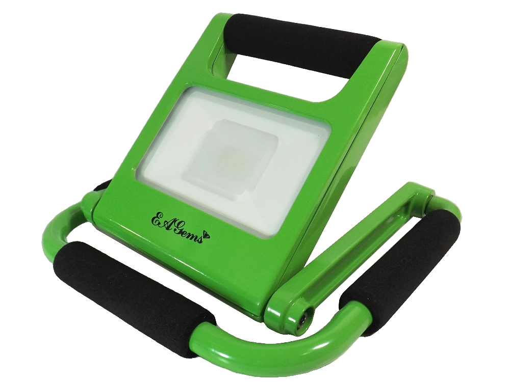 LED Work Light, 10 watt Green