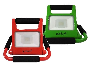 2 LED Lights, 600 Lumens