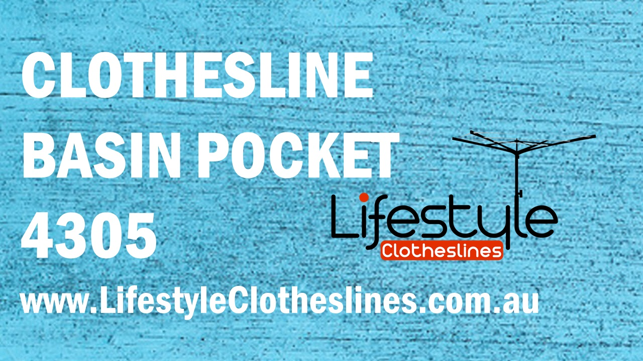 Clothesline Basin Pocket 4305 QLD