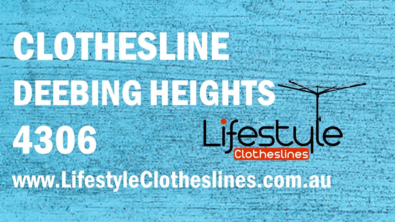 Clothesline Debbing Heights 4306 QLD