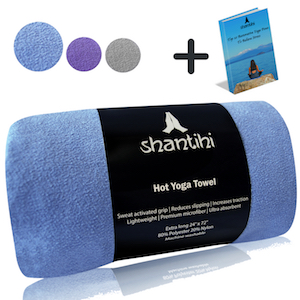 Shantihi Yoga Towel