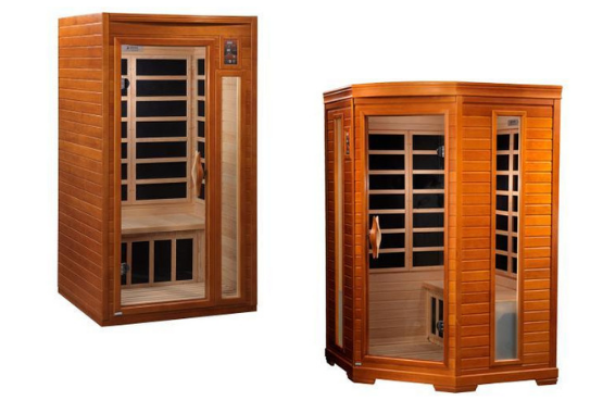 Golden Designs Infrared Sauna