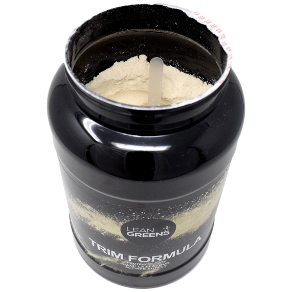 Whey Protein Isolate, perfect for mixing with your coffee