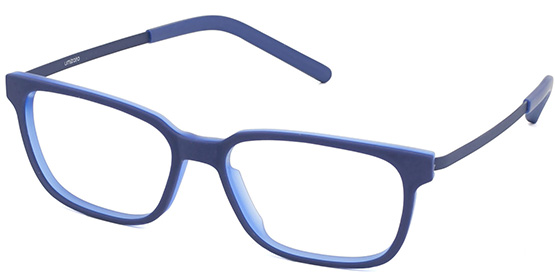 Pictor Blue Transparent Blue Computer Gaming Glasses for Men Women | Umizato