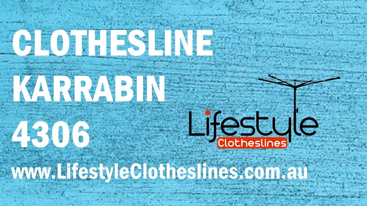 Clothesline Karrabin 4306 QLD