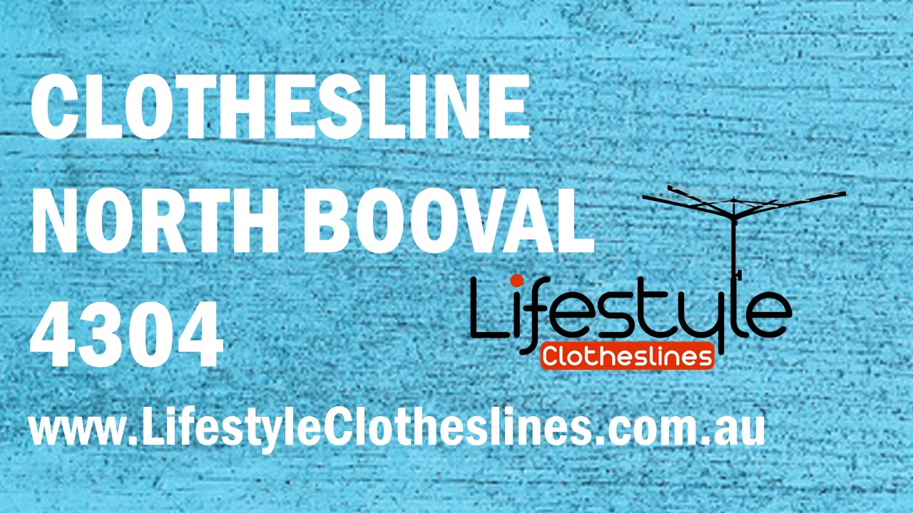 Clothesline North Booval 4304 QLD