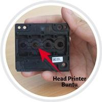 Head Printer Buntu
