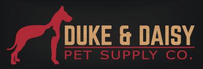Duke & Daisy Pet Supply Co. Logo