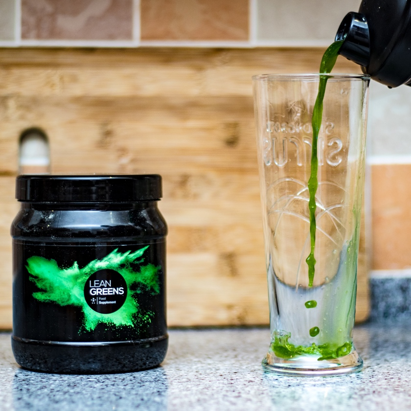 Add Super greens to your morning routine