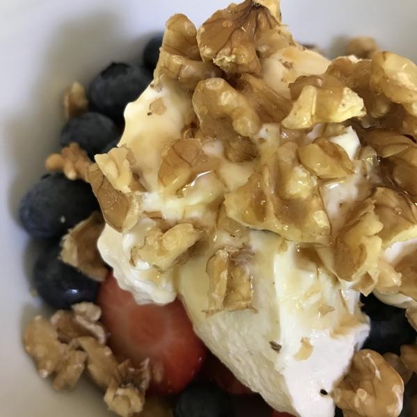 Natural Yoghurt Upgraded