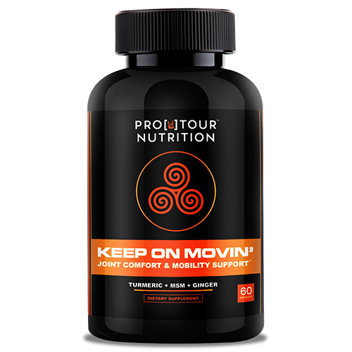Keep On Movin - Inflammation Relief