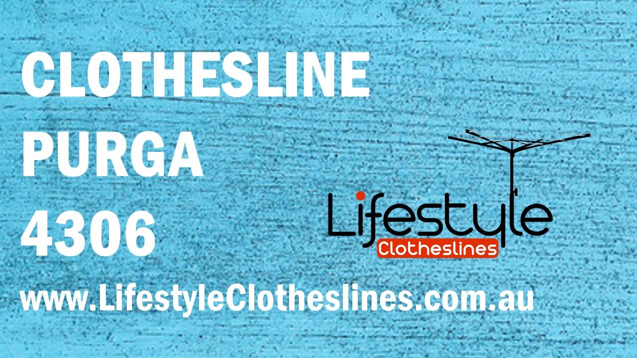 Clothesline Purga 4306 QLD