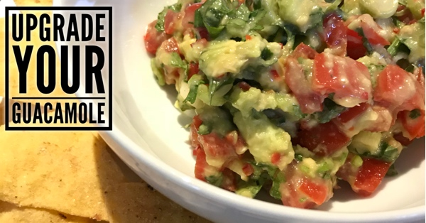 What goes in homemade guacamole