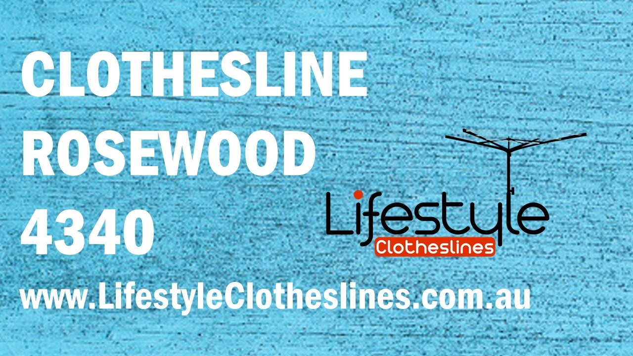Clothesline Rosewood 4340 QLD